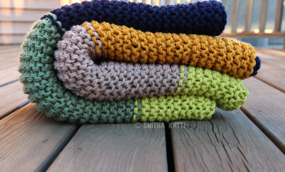 Knitting Patterns For Blankets And Throws Free Smitha Katti
