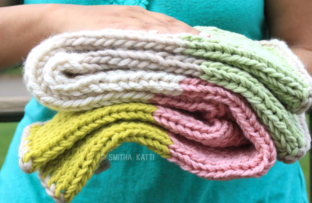 Yarn Stash Busting Projects The 10 Day Quick Knit Smitha Katti
